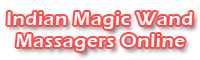 Indian Magic Wand Massagers Online